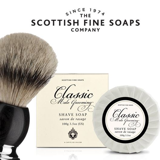 The Scottish Fine Soap Co.,
